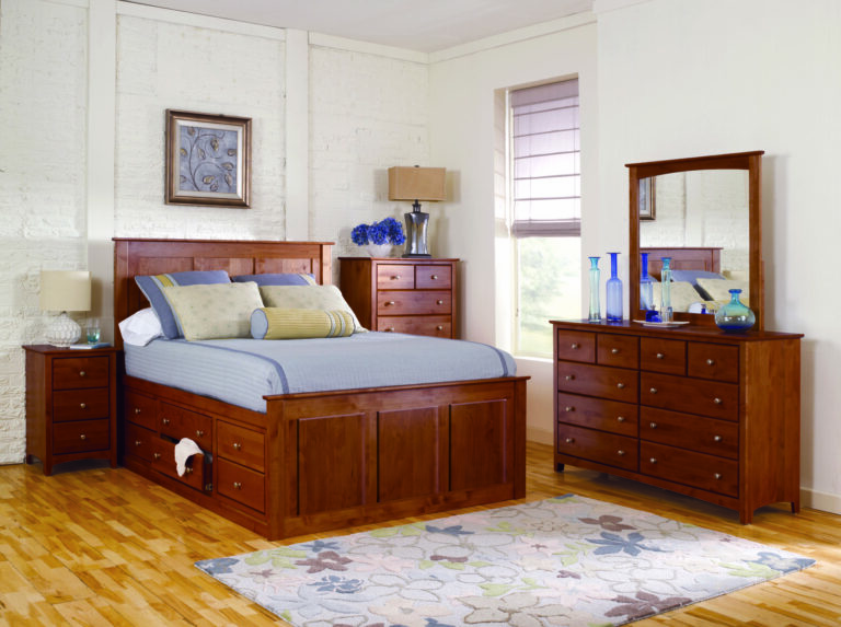 alder-shaker-chest-bed-dresser-made-in-ohio-solid-wood