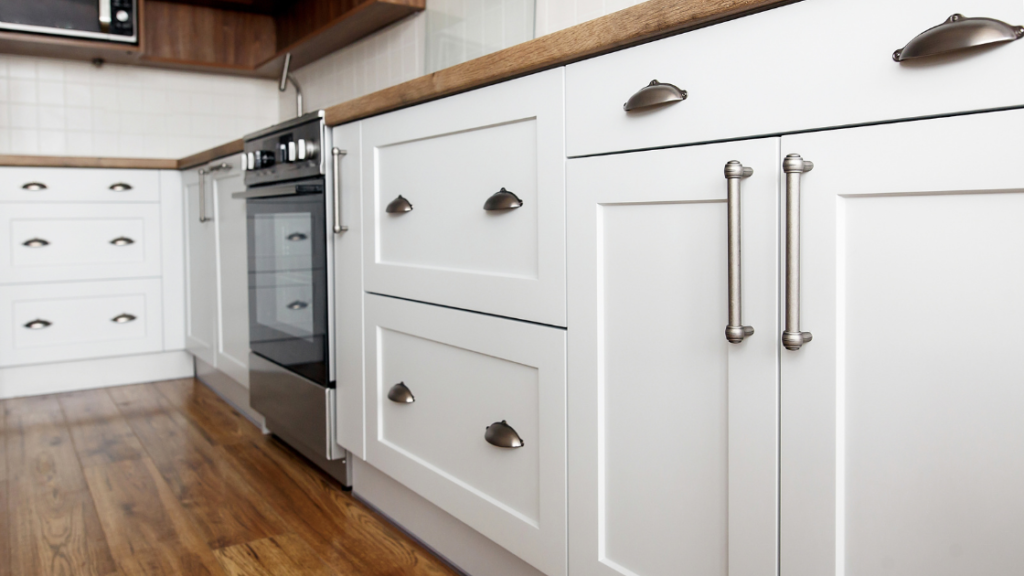 Stained Painted Wood Cabinets Cincinnati